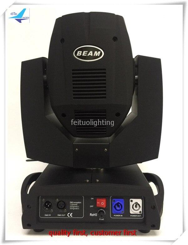 6 z etui wyświetlacz LCD wyjścia powercon i na zewnątrz 230 w etap wiązka 230 7r DJ Disco Club sharpy ruchu liry