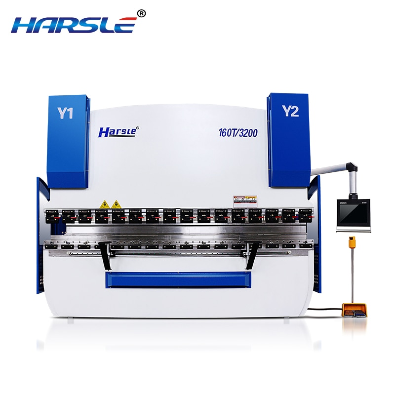 125T máquina de doblado de metal multifuncional Nanjing machinery