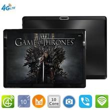 2019 S119 Stärksten usb-128 GB stick Tabletten 10 WIFI 10 Core Dual Kamera 8MP Android 8.0 Tablet PC 4G LTE GPS bluetooth