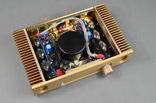 Voice king Hood 1969 glod scellé la version la plus parfaite de lamplificateur de puissance HD1969 classe A 18W + 18W