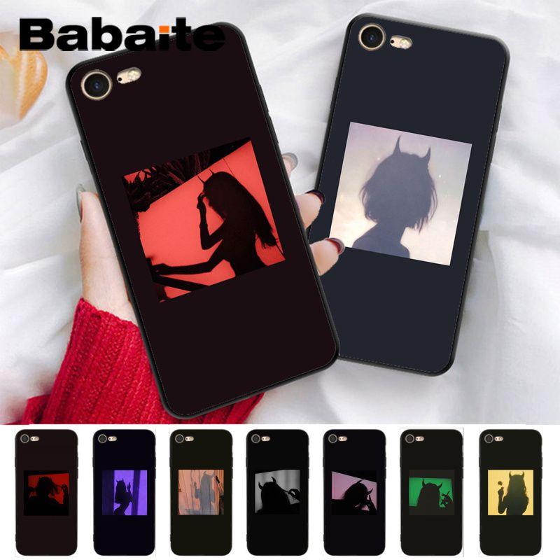 Babaite для iphone 11pro MAX чехол Devil woman высококачественный Роскошный чехол для телефона iPhone X 8 7 6 6S Plus X 5 5S SE XR XS XSMAX
