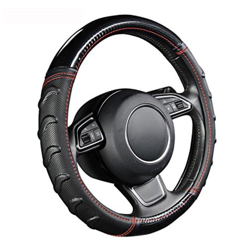 Funda de volante de masaje a la moda para Hyundai i10 i20 Active coupe i30 Fastback Kobi 2013 i40 Kobi IONIQ Elektro IONIQ