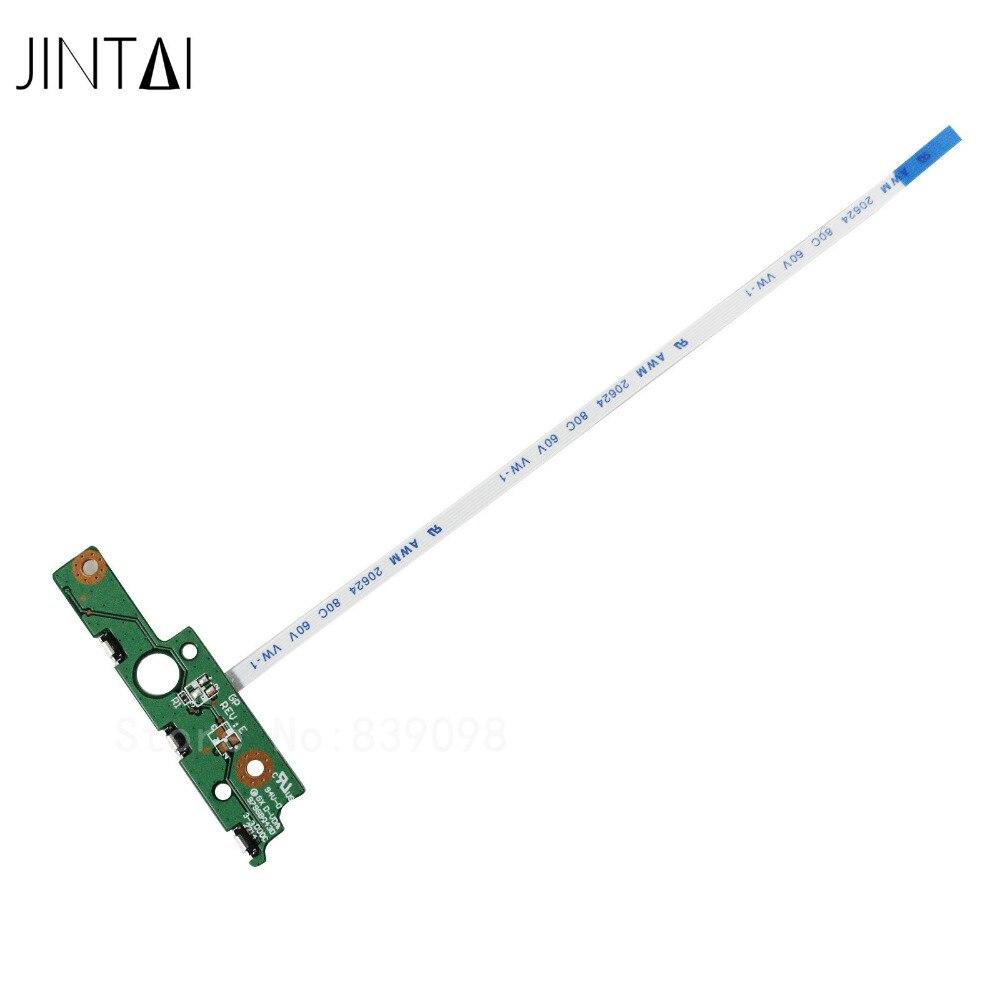 Interruptor de botón de encendido en-Board W/CABLE para Toshiba Satellite P55W-B5220 P55W-B5224 P55W-B5201SL P55W-B5220 3PBLSPB0000