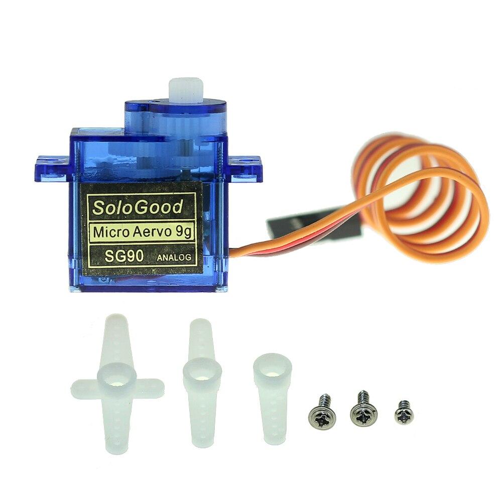 Микро Серводвигатель SoloGood SG90 9G для роб