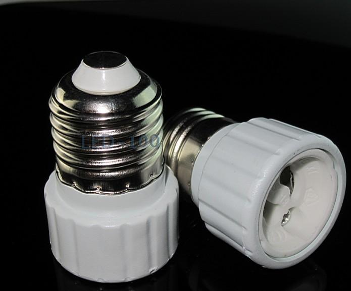 E27 a GU10 lámpara fuera E27 interior GU10 conversión hembra envejecimiento titular de la lámpara