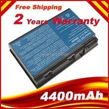 4400mah Laptop Battery For ACER Extensa 5210 5220 5230 5420 5610 5620 5630 7220 7620 for TravelMate 5320 5520 5530 5710 GRAPE32