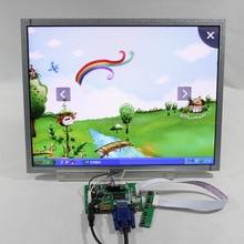 HDMI VGA 2AV lcd contrôleur carte VS-TY2662-V1 avec 15 pouces AC150XA01 1024x768 industriel lcd panneau