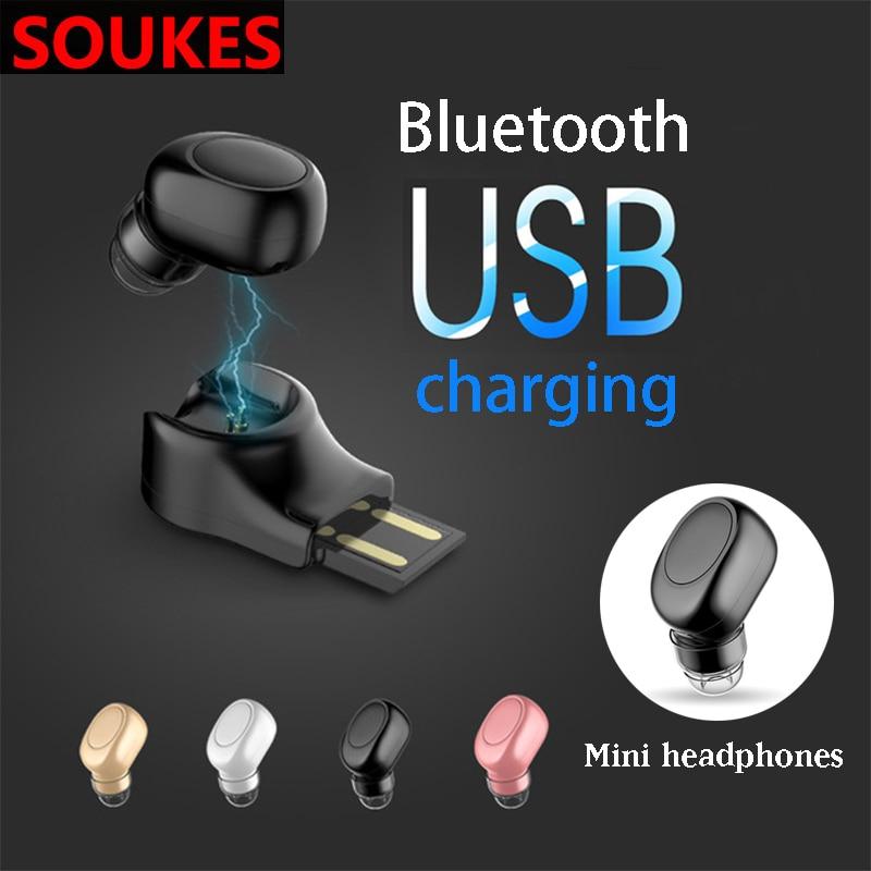 Mini Car USB Magnetic Charge Bluetooth Earphone For Renault Megane 2 3 Duster VW Touran Passat B6 Golf 7 T5 T4 Fiat 500