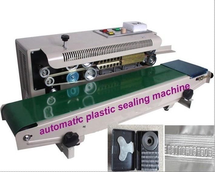 Машина для непрерывного запечатывания пластиковых пакетов FR900, машина для теплоизоляции, машина для непрерывного запечатывания лент
