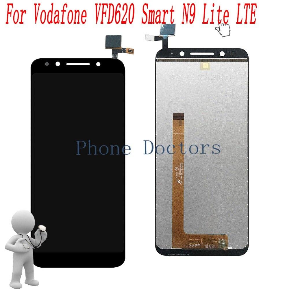 "5,3 ""completa LCD pantalla + pantalla táctil digitalizador Asamblea Vodafone VFD620 inteligente N9 Lite LTE VFD-620"