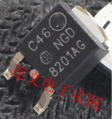 10PCS NGD8201ANT4G NGD8201AG NGD8201A IGBT TO-252 transistor chip New Original Free Shipping