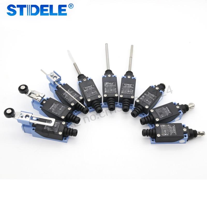 ¡1 Uds STDELE interruptor de límite TZ-8104.TZ- 8107.TZ- 8108.TZ- 8111 TZ8112.TZ-8122! Microinterruptor TZ-8166.TZ-8167.TZ-8168 interruptor de viaje
