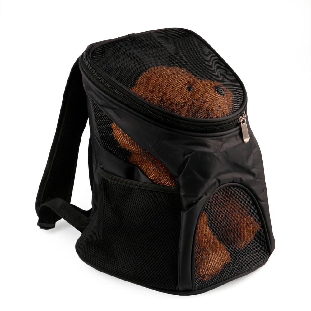 Bolsa de viaje para mascotas para llevar al aire libre, bolsa para gatos, mochila, productos de transporte para gatos y perros, jaula para conejos para mascotas pequeñas