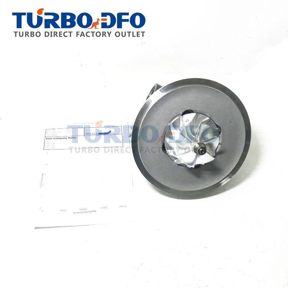 Turbina de cartucho para Skoda Octavia III 5E RS 2,0 ETI 220 HP 162 Kw CHHB 2013-06K145702K turbo cargador core chra de reemplazo