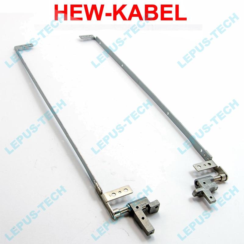 5 sets LCD bisagras para ASUS F3 M51 X56 Z53E 13GNI110M010-3-13GNI110M020-3 13GNL110M011-4 bisagra