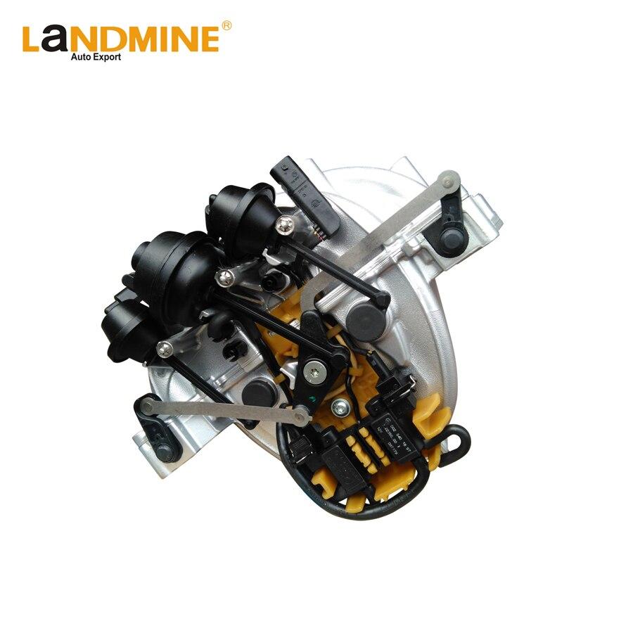 Frete grátis 2008-2011 kit de reparo conjunto coletor de admissão para ml glk r350 slk m272 m273 v6 motor 2721402401 2721412380
