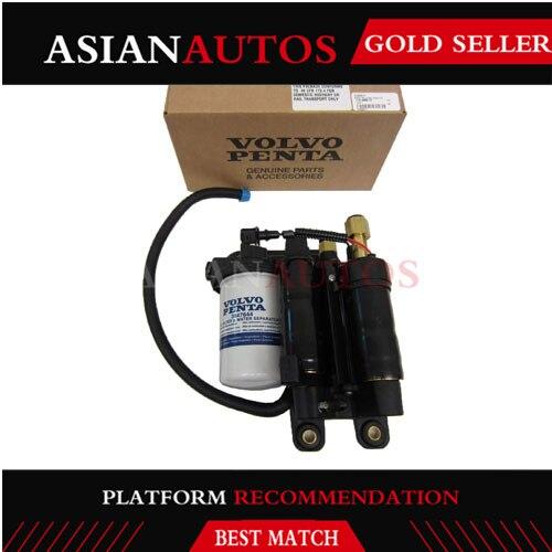 Conjunto de bomba de combustible eléctrica 21608511 para Volvo Penta Marine 21608511 21545138 5,7 5,0 4,3