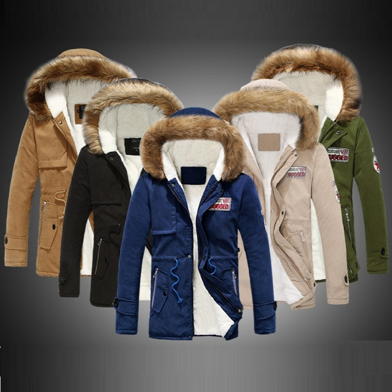 Chaquetas para hombre, nueva chaqueta para hombre 2020, parkas para hombre, abrigos casuales para invierno, prendas de vestir militares cálidas, chaqueta de invierno térmico para hombre