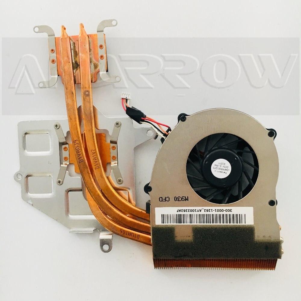 Оригинальный охлаждающий вентилятор для ноутбука SONY VPC-F1 VPC-F11 VPC-F12 VPC-F13 MBX-215 MBX-235 300-0001-1262