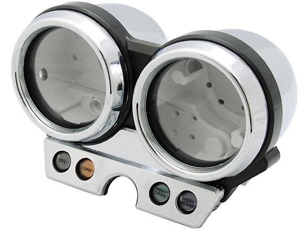 Medidores velocímetro cubierta del techómetro para Honda CB250 Jade Gauge 92-95 CB-1 400 92