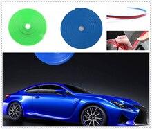 auto popular rim protection car tire decorative strip color line rubber for Chevrolet WTCC Sequel Nubira Monte Kodiak Epica