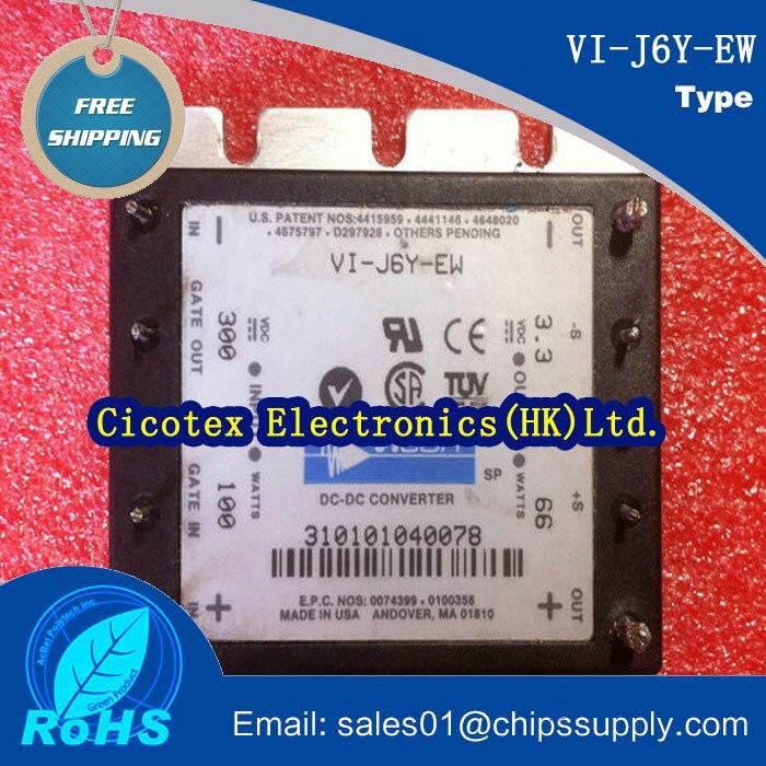 VI-J6Y-EW модуль IGBT VI J6Y EW DC-DC конвертер 3,3 V 66W VIJ6YEW