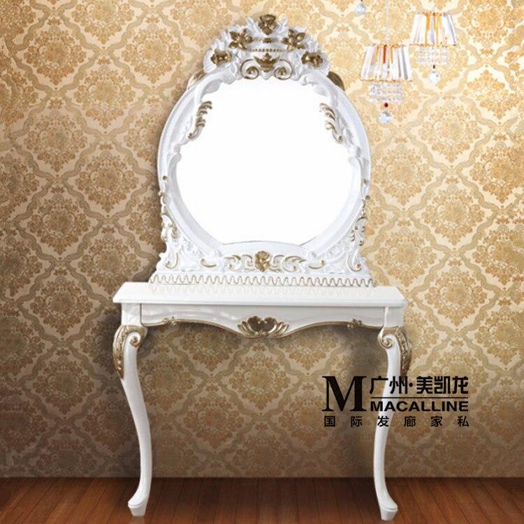 Зеркало для парикмахерской jingyi, европейский тип, стеклянная подвесная рамка для волос, зеркало для ванной комнаты, парикмахерский салон