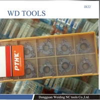 IR22 high performance thread grinding blade pressing large internal thread inserts 22irm N60 cp1125