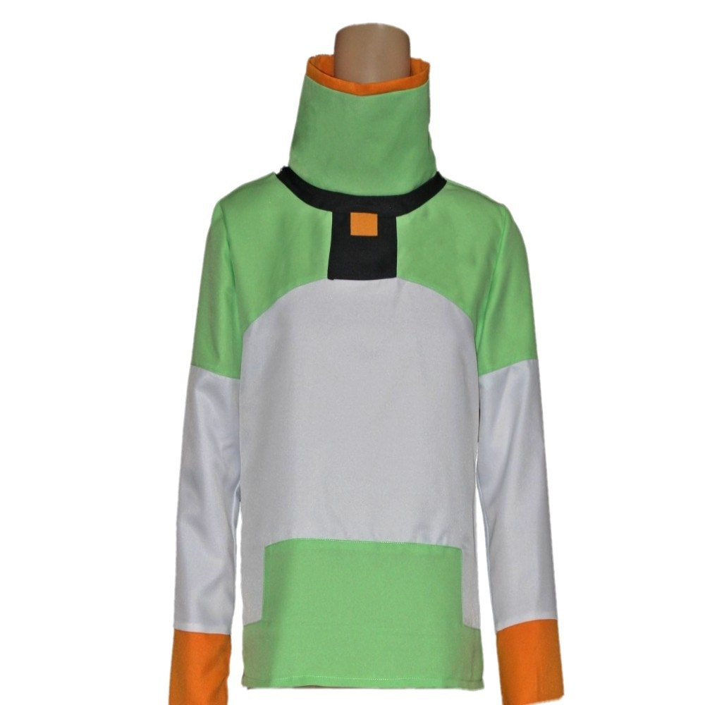 2018 Voltron Legendary Defender Pidge Shirt Jacket Cosplay Costume Custom Made