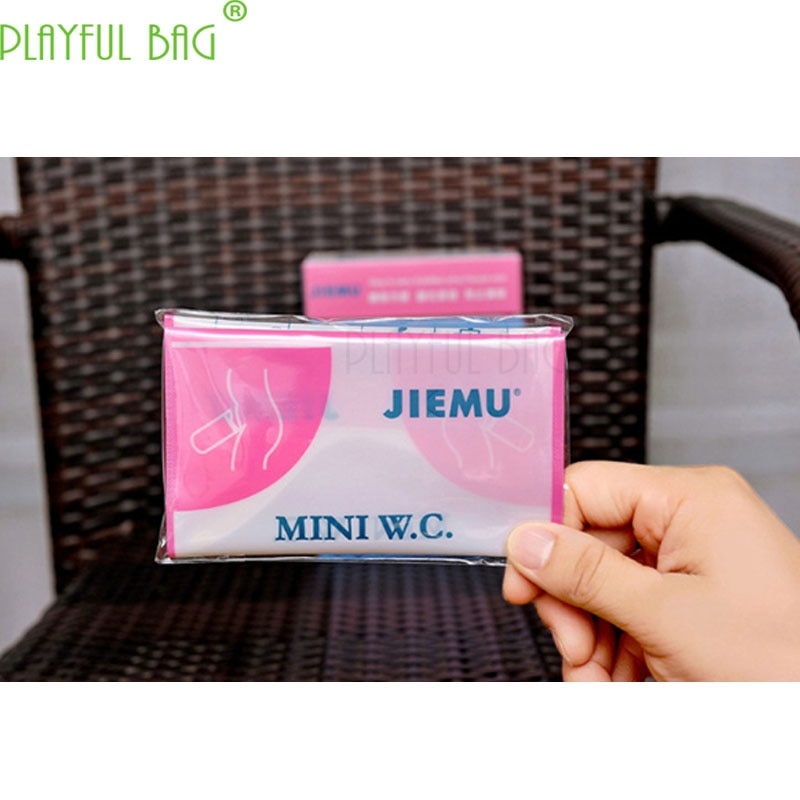 Bolsa de orina general de emergencia para hombres y mujeres, bolsa de orina portátil de 700 ml
