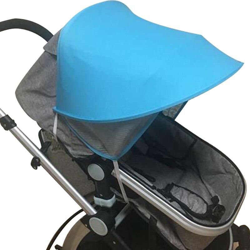 Детская коляска с солнцезащитным козырьком, солнцезащитный козырек, чехол для коляски, аксессуары для автомобильных сидений, колясок, колпачок для коляски, солнцезащитный козырек