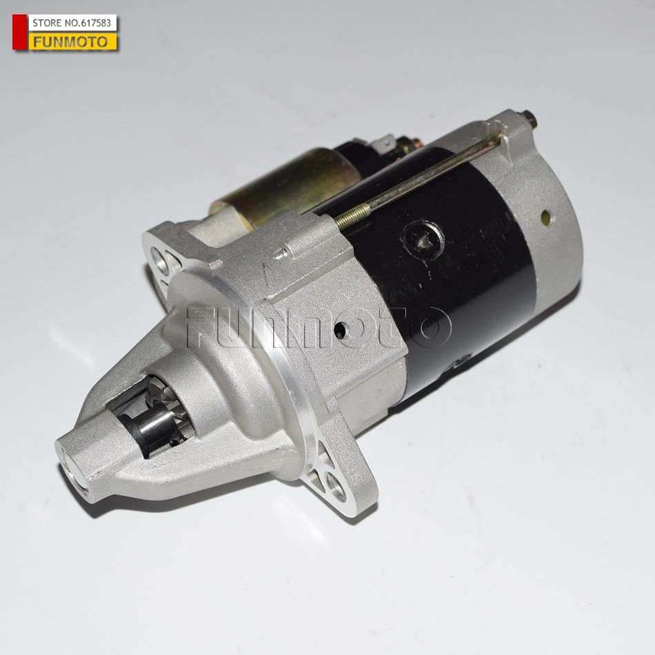 Пусковой двигатель костюм для MEITIAN MT800KG-4/XT650/KINROAD 650/XT1100/KINROAD 1100CC GOKART/ATV Campell KB4-650 9 зубов