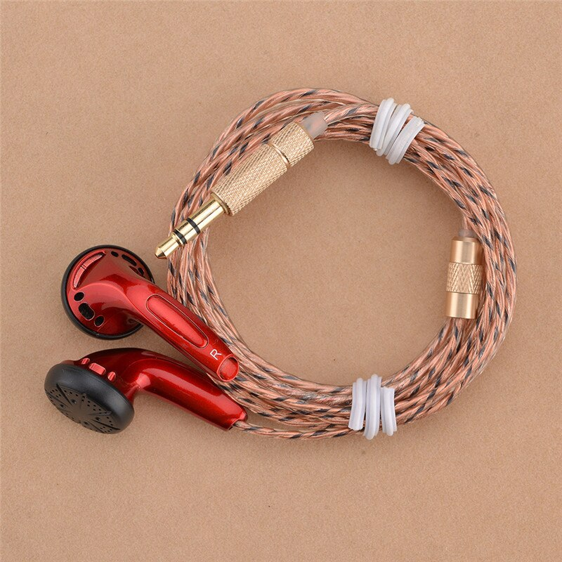 Auriculares intrauditivos Diy MX500 de YMHFPJ de gran calidad con auriculares con graves HiFi de sonido