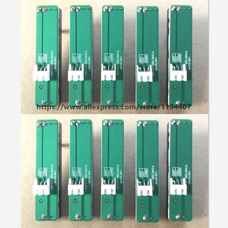 10 unids/lote 704-EN1000-9788 controlador Crossfader para pioneros DDJ-SX2 DDJ-RX