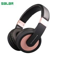Salar SL casque sans fil jeu Bluetooth casque stéréo Sport écouteur avec micro pour ordinateurs iphone PC