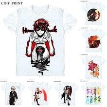 Dave Strider Homestuck T-Shirt webcomics série jeu Andrew Hussie Anime personnalisé décontracté Cosplay T-Shirt imprimé à manches courtes T-Shirt