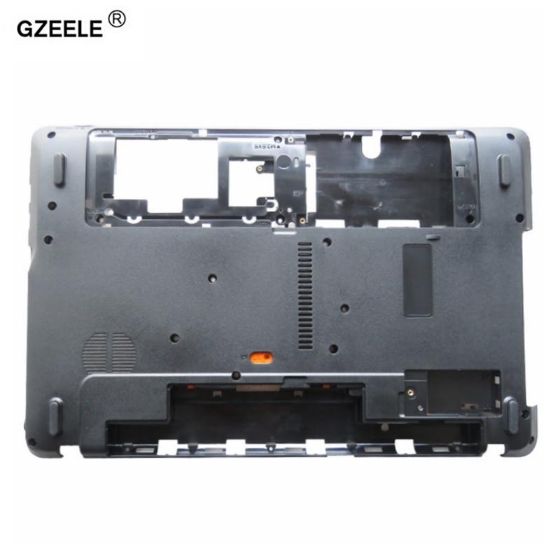GZEELE NOVO laptop Inferior caso Base tampa inferior Para Gateway NV56 NV57 NE56 NB51E NV57H NE51B NE56R NV55S AP0HJ000A00 AP0NN000100