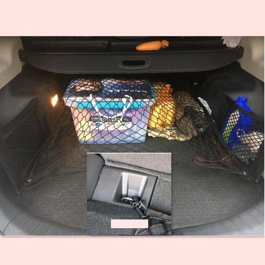 Car Trunk luggage Net For opel astra h dacia duster opel insignia ford fiesta mazda 3 hyundai i30 Car styling Accessories