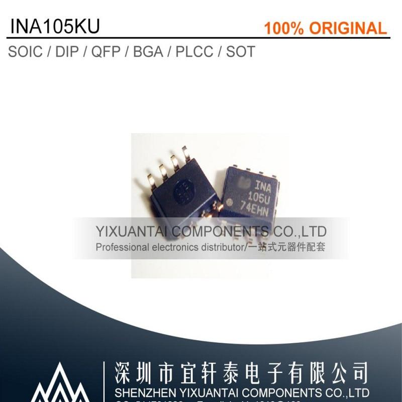 10pcs/lot   50pcs/lot    100pcs/lot   Free shipping 100% original  INA105KU   INA105U   105U      SOP8 10pcs lot 50pcs lot 100pcs lot free shipping 100% original opa365aidr opa365ai opa365 sop8
