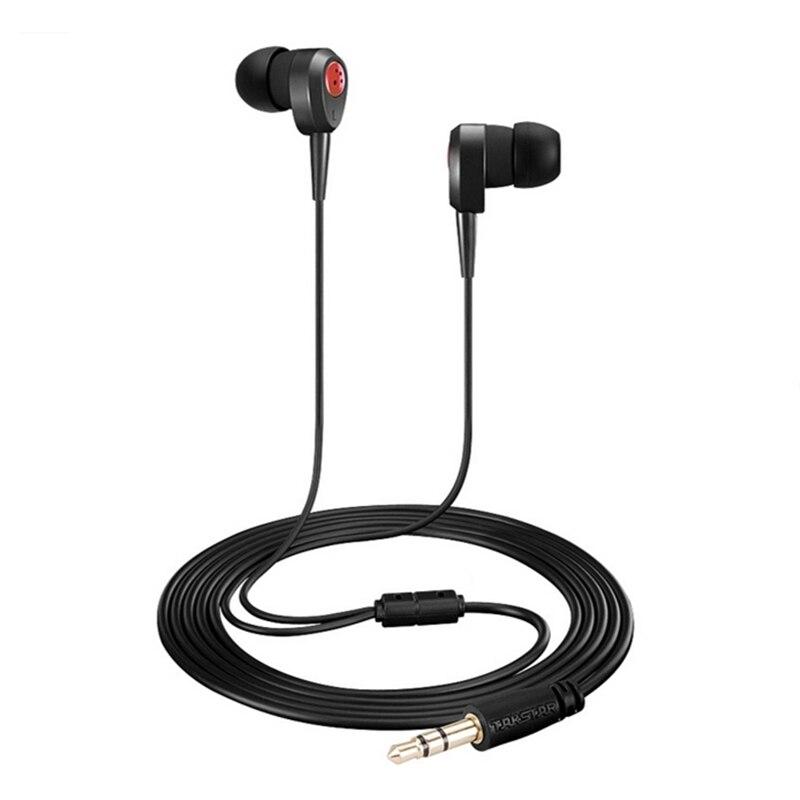 Original TAKSTAR HI1010 Dynamic In Ear HiFi estéreo Monitor de grabación Auriculares auriculares de entretenimiento musical