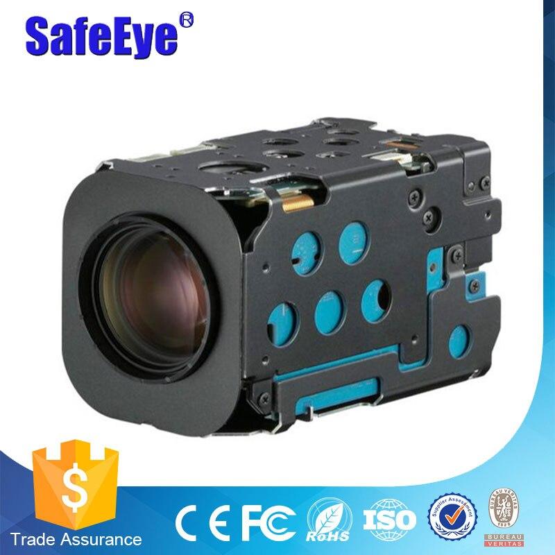 Frete grátis sony sony FCB-EX1000 & FCB-EX1000P 36x color block câmera pal ntsc zoom módulo da câmera