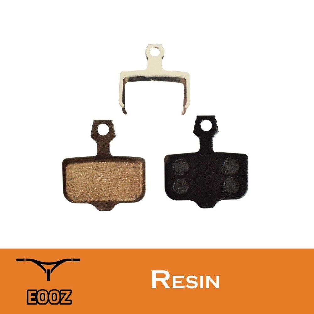 EOOZ 10 PRS * Semi-metálico freno de disco de bicicleta pastillas para AVID ELIXIR CR R Mag 1 3 5 7 9 Segundo Comandante XX / Dualtron Trueno