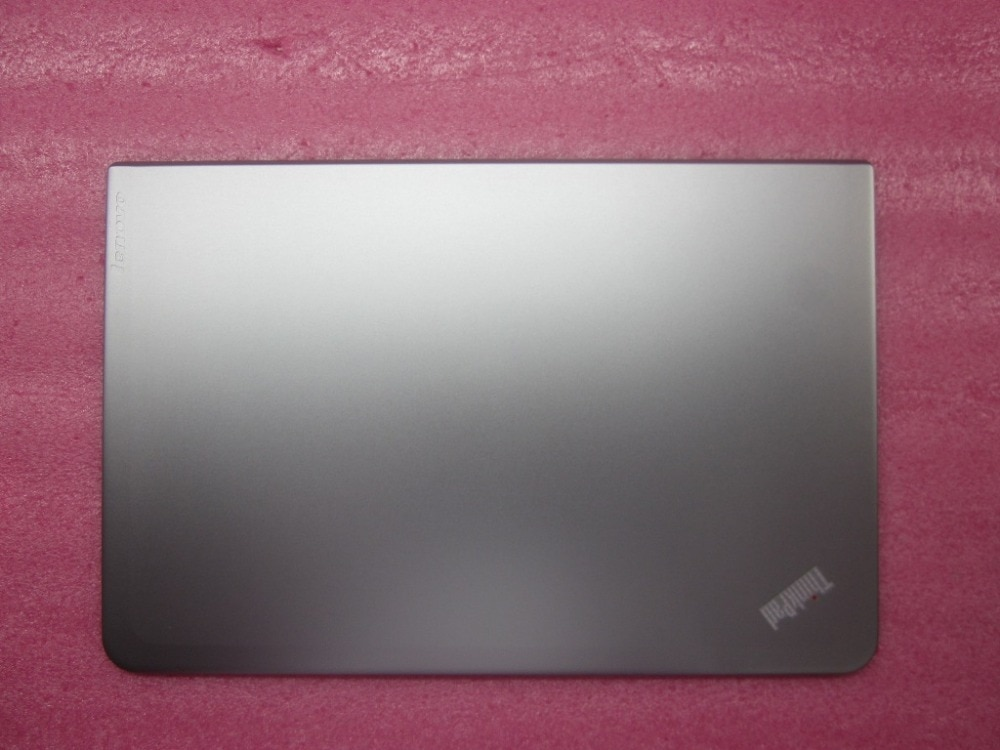 Novo laptop da Lenovo ThinkPad L530 S531 S540 LCD Tampa Traseira Tampa Traseira Caso Top prateado 04X1674 Nenhum toque série