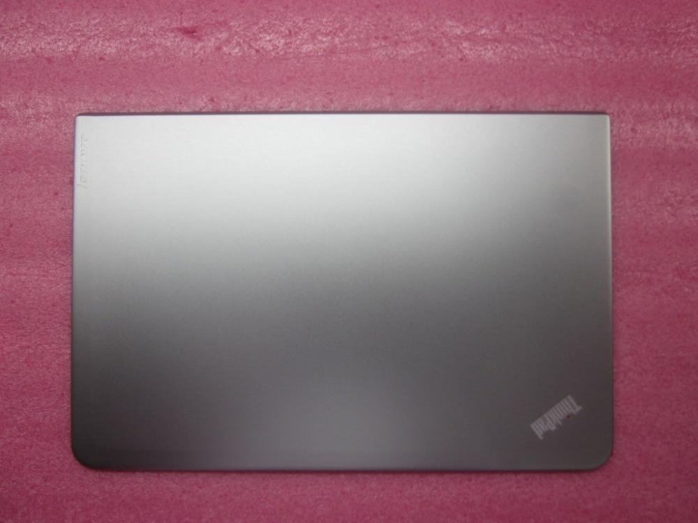 Nueva computadora portátil Lenovo ThinkPad L530 S531 S540 LCD tapa trasera superior caso plateado 04X1674 No touch series