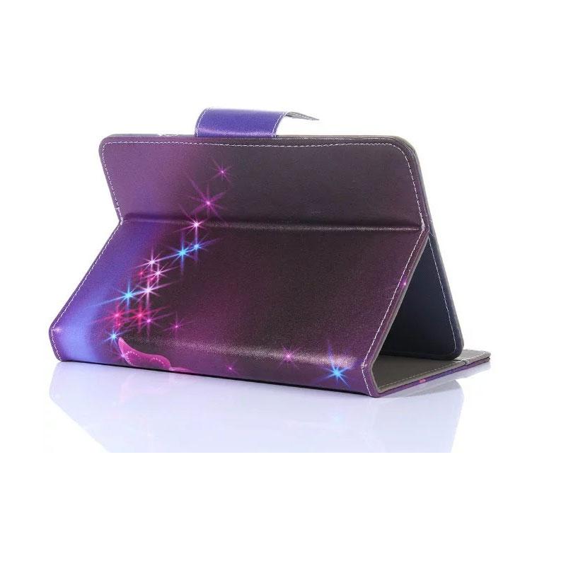 Myslc Universal cubierta para LG G Pad III 10,1 V755 10,1 pulgadas Tablet UNIVERSAL PU funda vertical de cuero