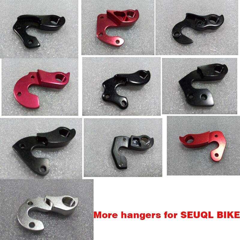 18 modelos de suspensión de desviador de bicicleta para lentejuelas, piezas de bicicleta de aleación de aluminio, solo para el Marco comprado en nuestras tiendas