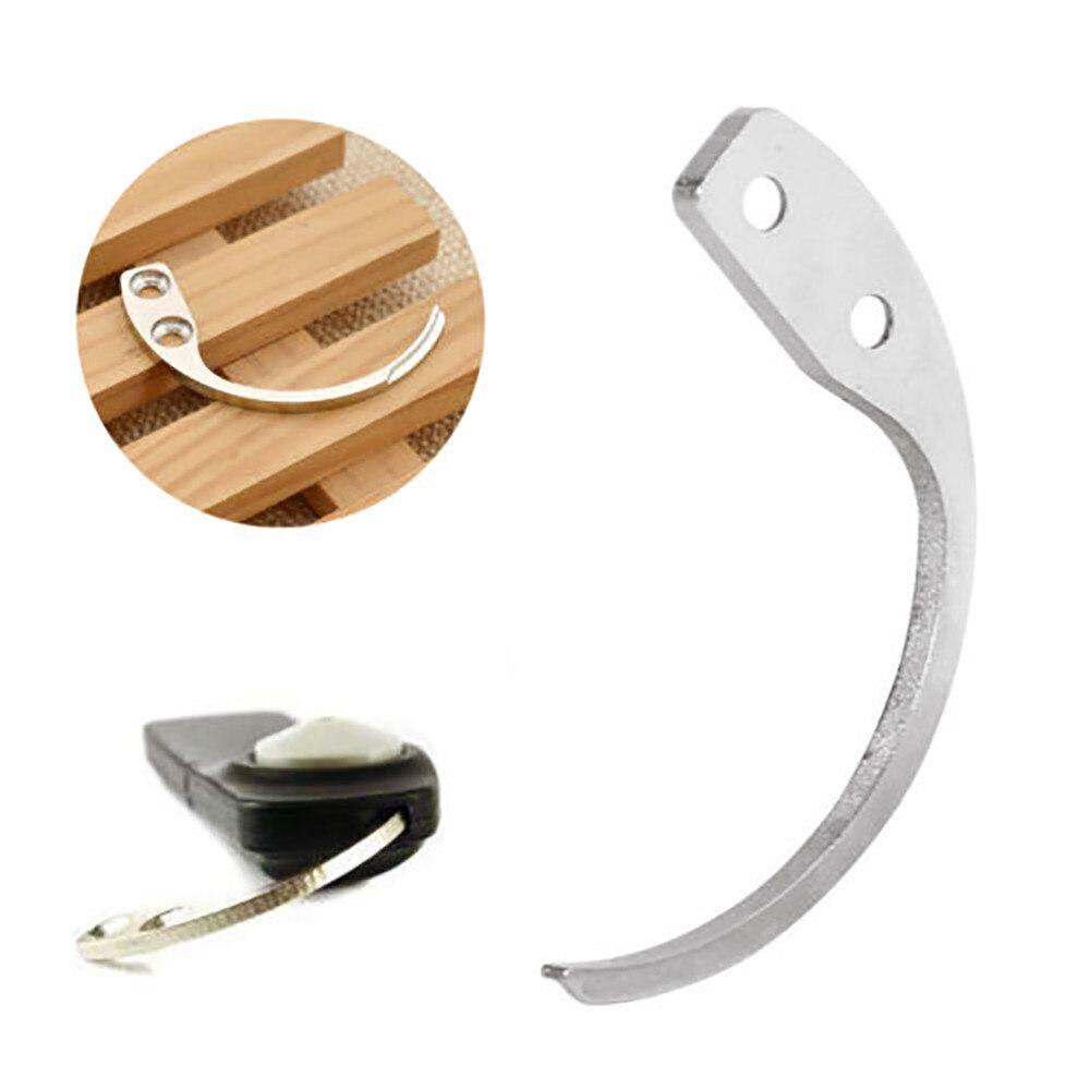 Security Accessories Detacher Handheld Pin Opener EAS Tag Remover Hook Key Hardware Hanging Hook Holder Sucker Hanger Reusable