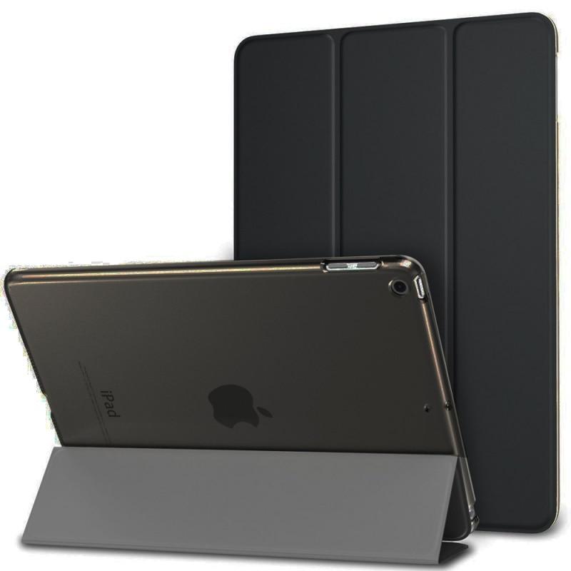 Funda ultradelgada para iPad Air, cubierta protectora delgada de piel sintética y...