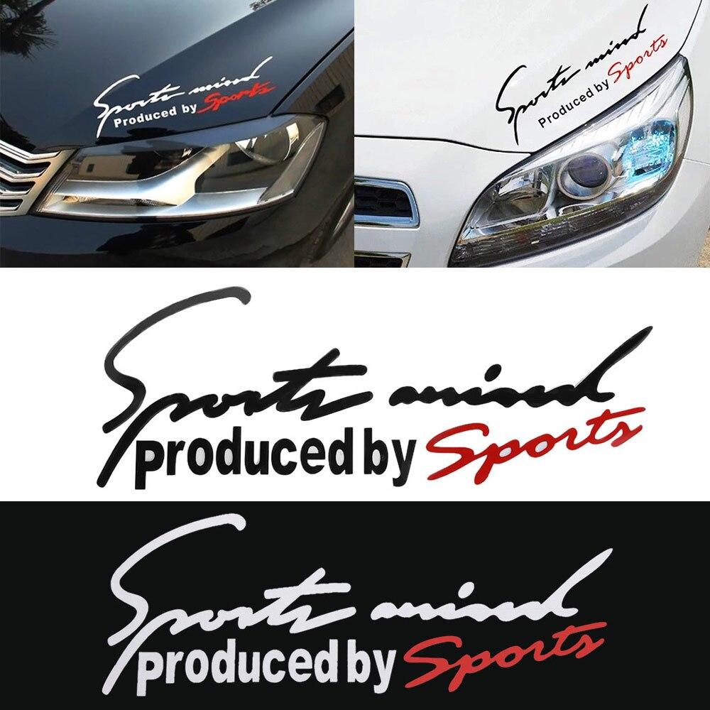 Auto sport aufkleber dekorative Für Lada Granta Kalina Priora Hyundai Solaris Tucson 2016 I30 IX35 I20 Accent Santa F zubehör
