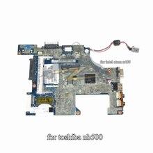 K000114430 LA-6855P الرئيسي مجلس لتوشيبا nb500 laptop motherboard أتوم n455 cpu ddr2
